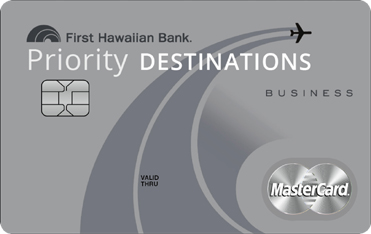 Priority Destinations World Elite Business Mastercard