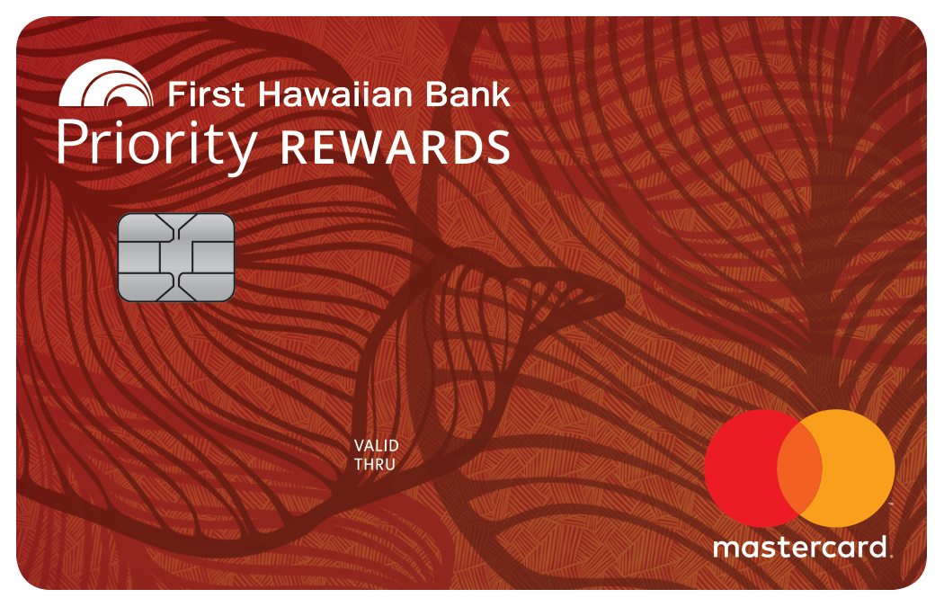 Priority Rewards Personal Mastercard